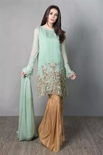 Maria.B Sea Green SF-1567